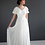 Thumbnail: Jill MC7220 MBC by Barbie Sheath Wedding Dress- To Order