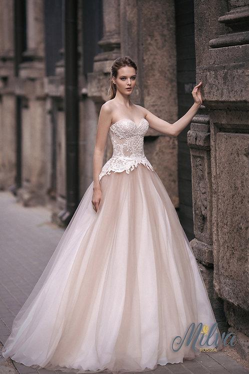 Dorida Milva Ballgown Wedding Dress- To Order
