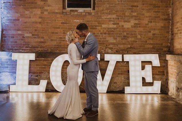 Bride: Baylee Bateman