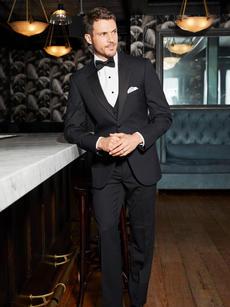 Michael Kors Ultra Slim Legacy Performnace Tuxedo