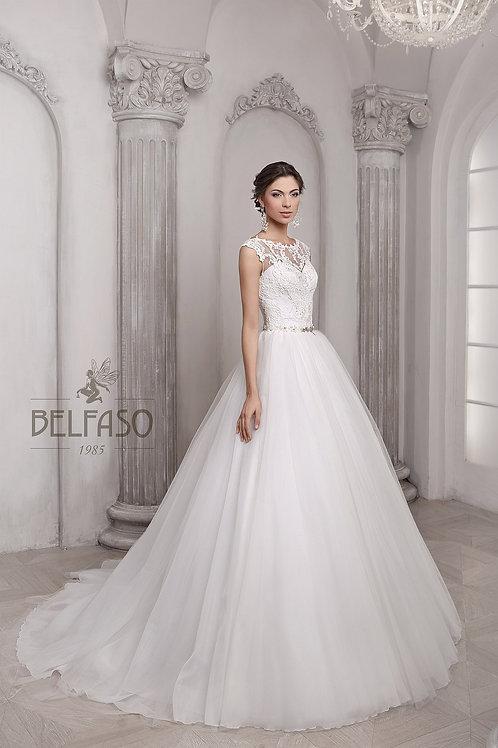 Nicoletta Belfaso A-line Wedding Dress-In Stock