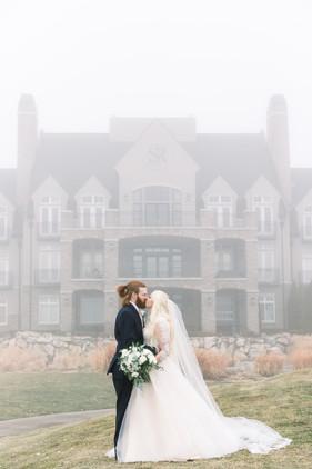 Bride: Maddy Farrer