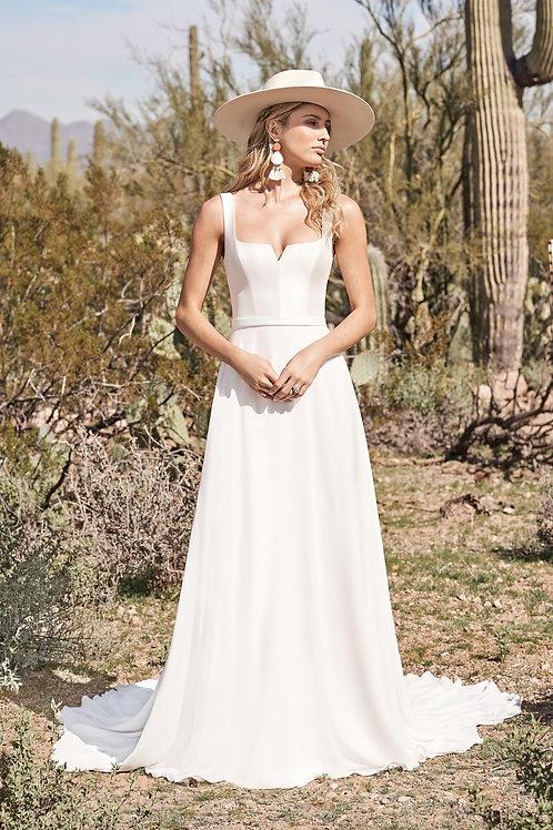 66152 Lillian West A-Line Wedding Dress- To Order