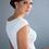 Thumbnail: Faith MC7231 MBC by Barbie Sheath Wedding Dress- To Order