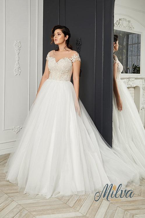 Climena Milva Ballgown Wedding Dress- To Order