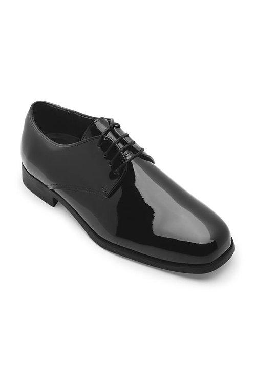 Black Allegro Tuxedo Shoe