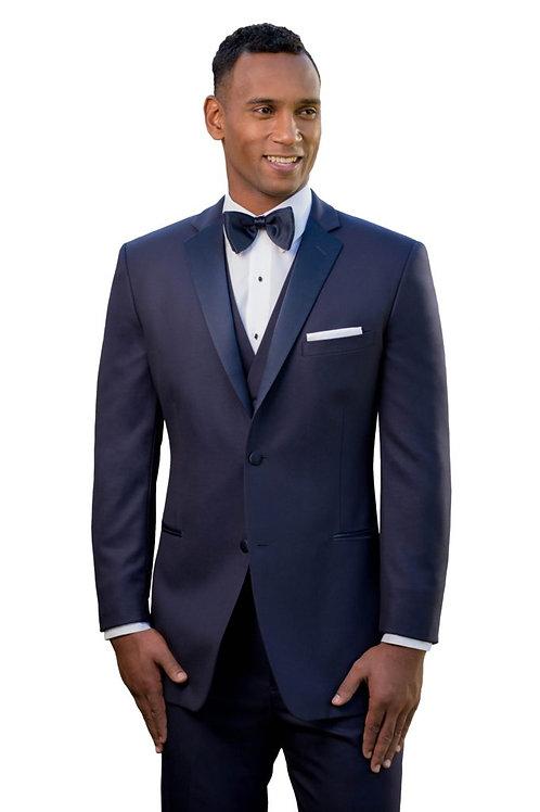 Ike Evening Navy Blue Sebastian Tuxedo