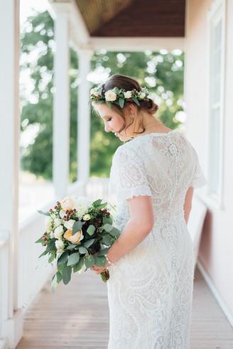Bride: Cami Crump