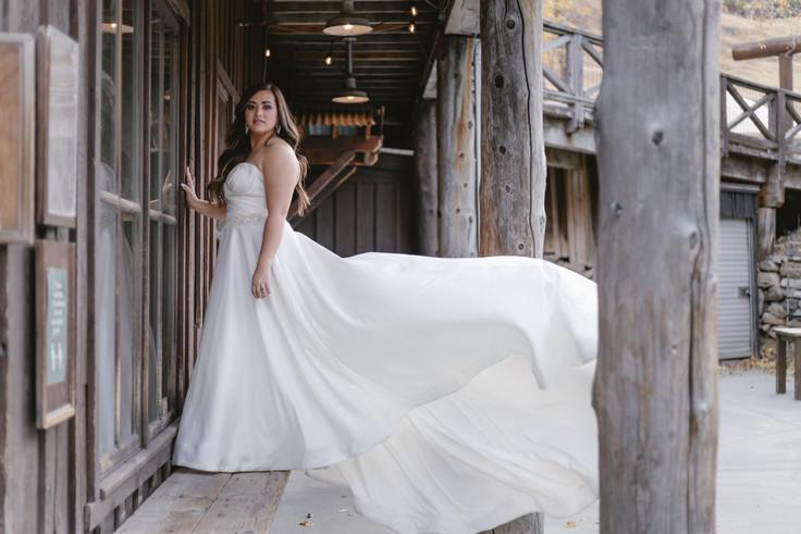 Bride: Garielle Davis