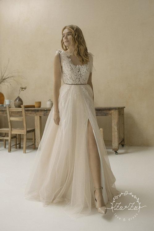 Erby Zuzu A-Line Wedding Dress- To Order
