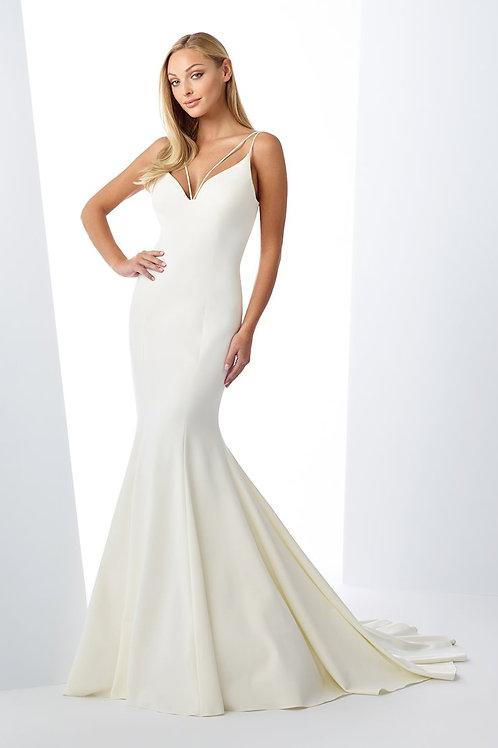 119128 Enchanting Mermaid Wedding Dress- To Order