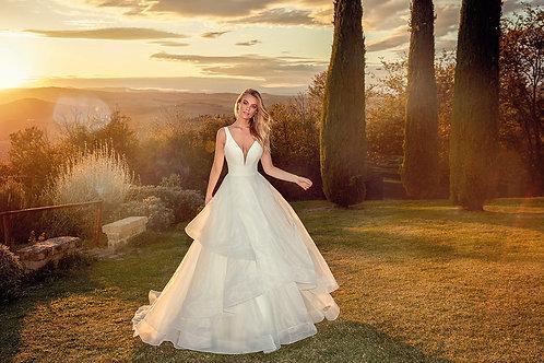 Felicity EK1341 Eddy K Ballgown Wedding Dress- To Order
