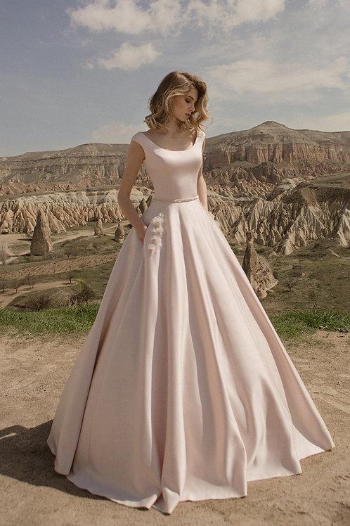 Alta Milva A-Line Wedding Dress- To Order