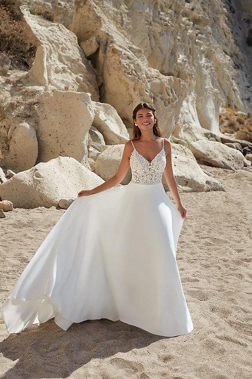Winnie DR2050 Eddy K A-Line Wedding Dress- To Order