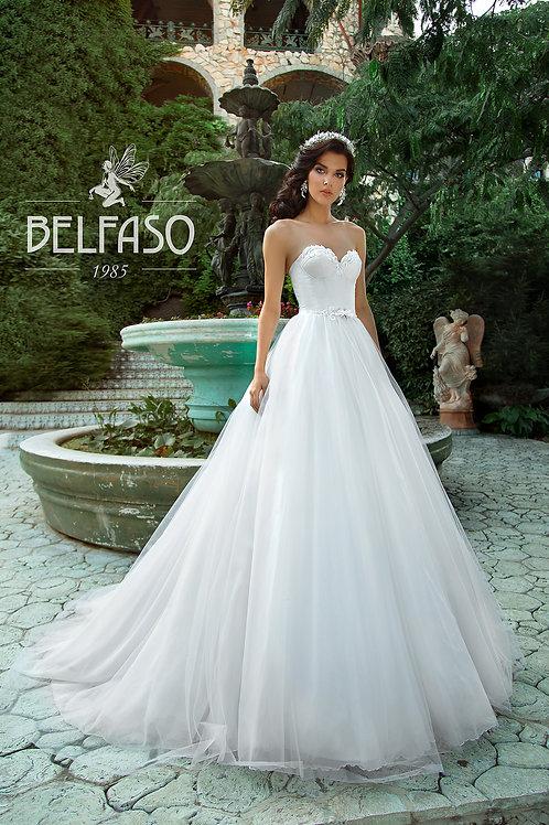 Molly Belfaso Ballgown Wedding Dress- To Order