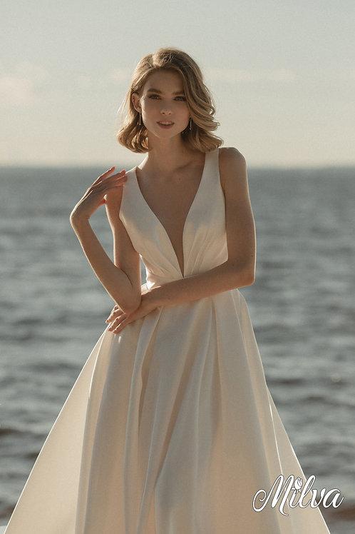 Darcy Milva A-Line Wedding Dress- To Order