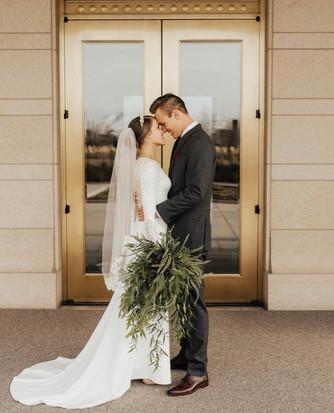 Bride: Alexis Crosby