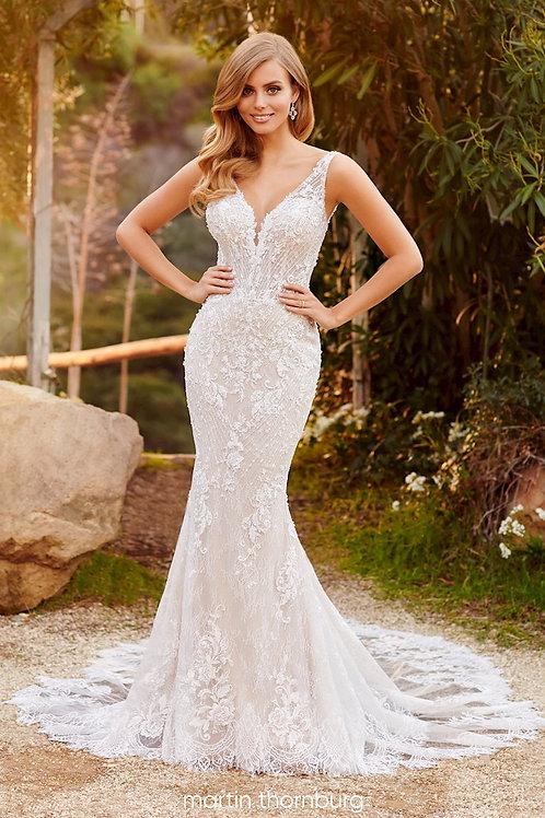 Avalon 220262 Martin Thornburg Mermaid Wedding Dress- To Order