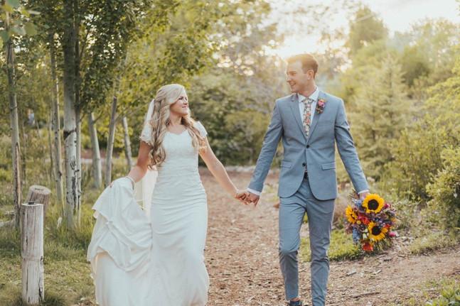Bride: Kendyl Moss