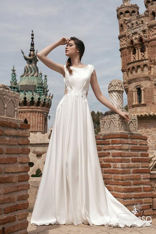 Erin Belfaso A-Line Wedding Dress- To Order