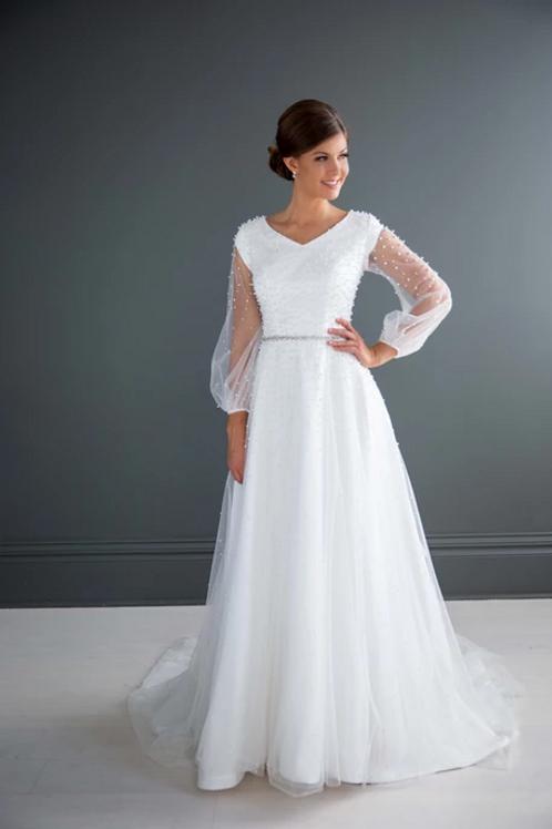 Grace MC7221 MBC by Barbie A-Line Wedding Dress- To Order