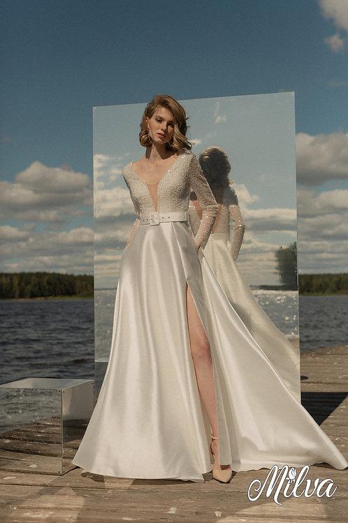 Tammy Milva A-Line Wedding Dress- To Order