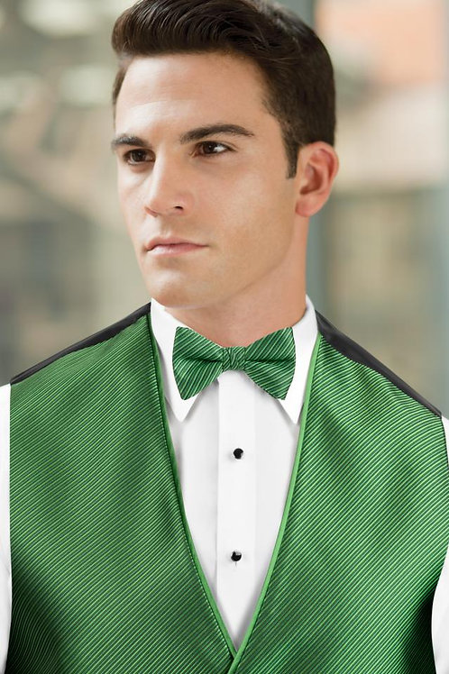 Synergy Kelly Green Bow Tie