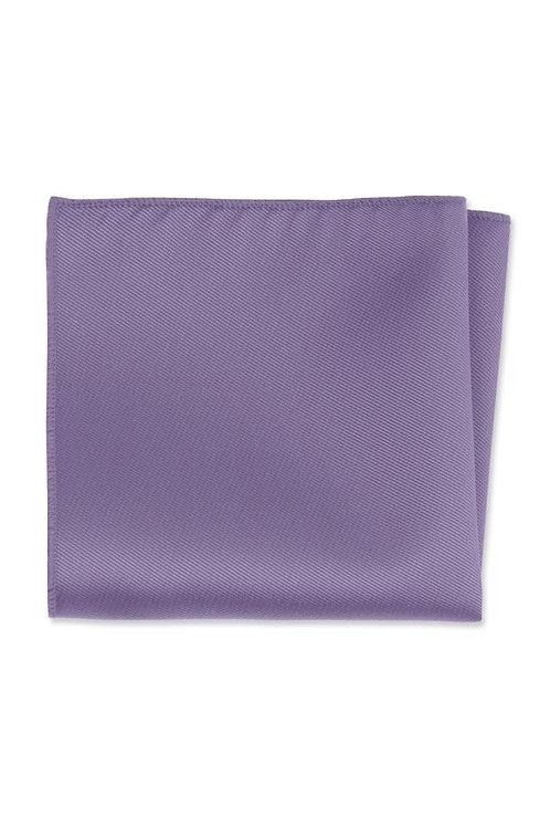 Herringbone Fressia Pocket Square