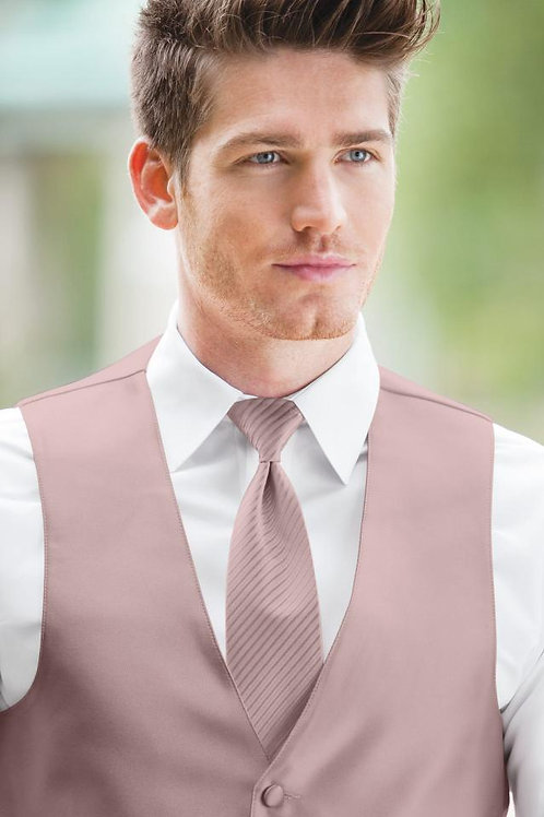 Striped Expressions First Blush Windsor Tie