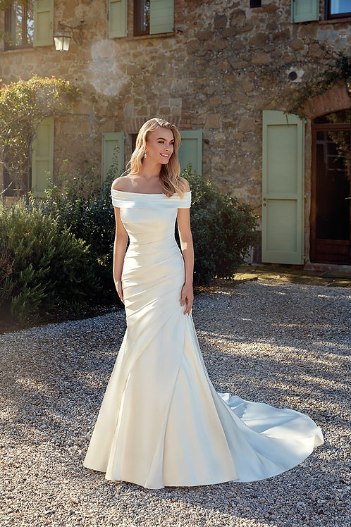 Hope EK1348 Eddy K Mermaid Wedding Dress- To Order