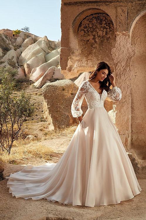 Sloan DR2035 Eddy K Ballgown Wedding Dress- To Order