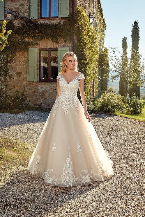 Lilly EK1354 Eddy K Ballgown Wedding Dress- To Order