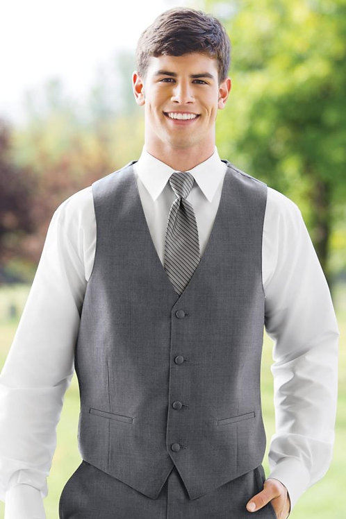 Aspen Grey Vest