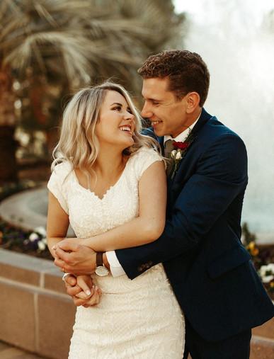 Bride: Lydia Hinkley
