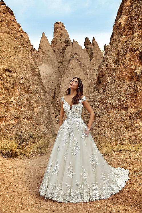 Tatiana DR2038 Eddy K A-Line Wedding Dress- To Order