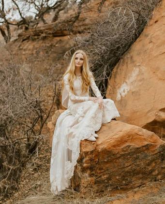 Bride: Allison Parr