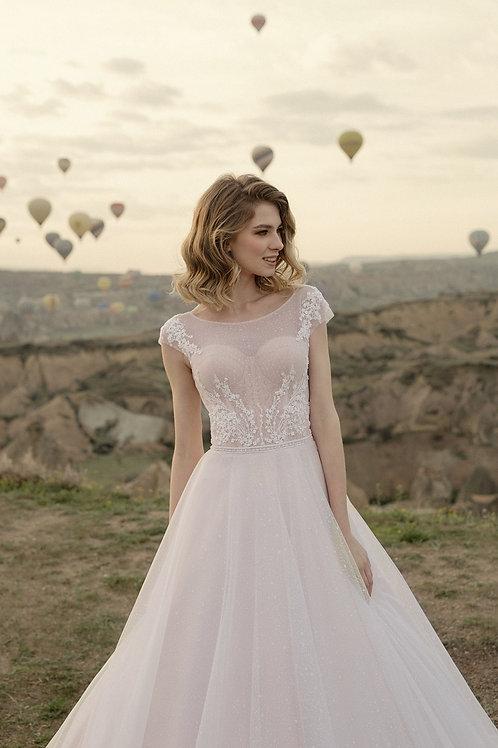 Rossy Milva A-Line Wedding Dress- To Order