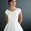 Thumbnail: Kimberly MC7206 MBC by Barbie A-Line Wedding Dress- To Order