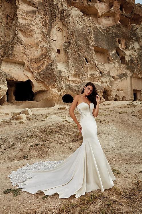 Sahara DR2032 Eddy K Mermaid Wedding Dress- To Order