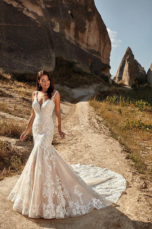 Holly DR2024 Eddy K Mermaid Wedding Dress- To Order