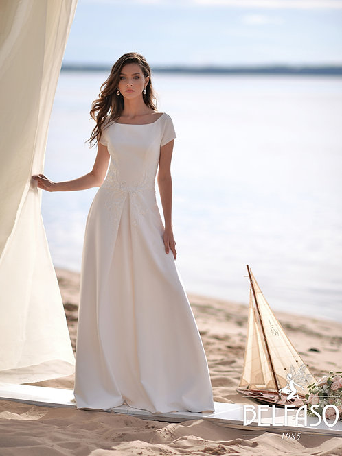 Ceara Belfaso A-Line Wedding Dress- To Order
