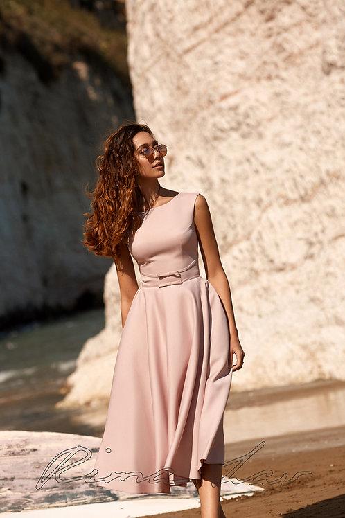Dolly Rima Lav Short A-Line Wedding Dress- To Order