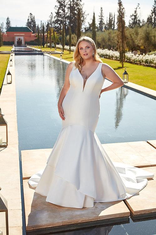 UR127 Eddy K Mermaid Wedding Dress- To Order