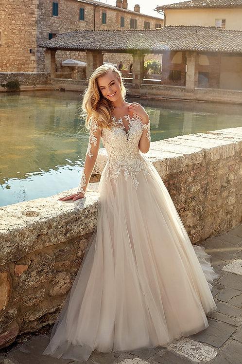 Rosella EK1363 Eddy K A-Line Wedding Dress- To Order