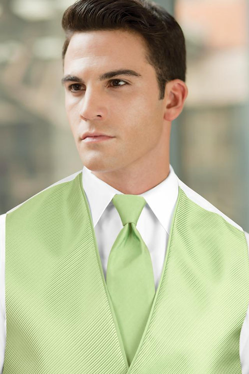 Solid Capri Mint Windsor Tie