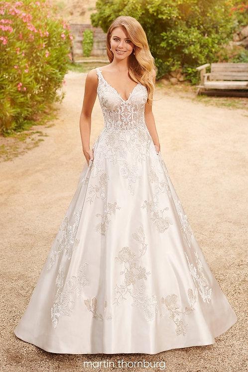 Cadence 120244 Martin Thornburg Ballgown Wedding Dress- To Order