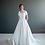 Thumbnail: Angela MC7207 MBC by Barbie A-Line Wedding Dress- To Order