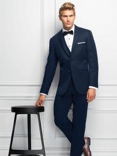 Michael Kors Utlra Slim Navy Sterling Suit