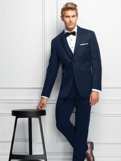 Michael Kors Utlra Slim Navy Sterling Suit