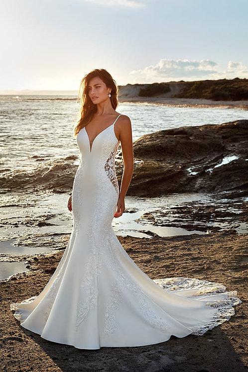 Desiree DR2044 Eddy K Mermaid Wedding Dress- To Order